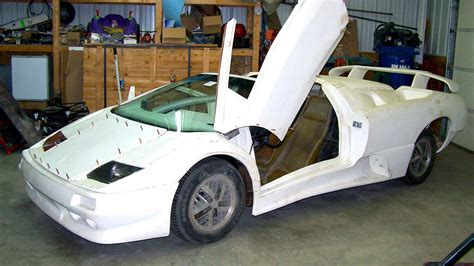 replica lamborghini 1987 lamborghini diablo roadster replica kit car for sale