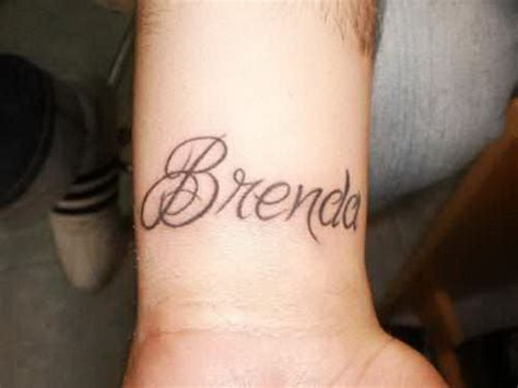 best tattoo pictures designs nombre brenda tattoos designs pictures 5568473