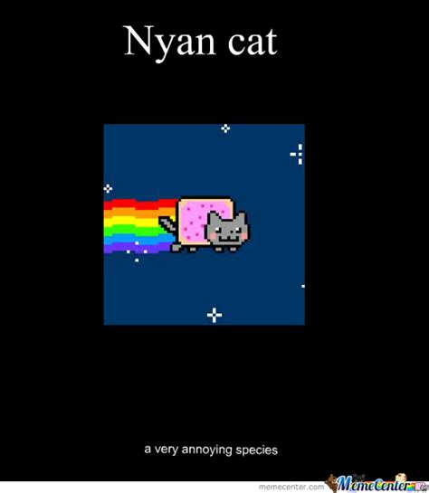 Nyan Cat Memes - nyan cat by justin58868 meme center