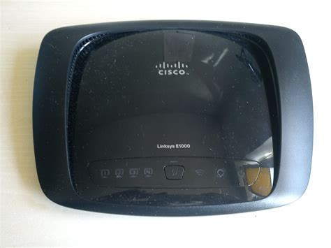 Router Cisco E1000 sprzedam router linksys e1000 elektroda pl