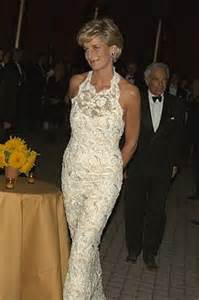 diana the versace gown was sold at auction vogue it