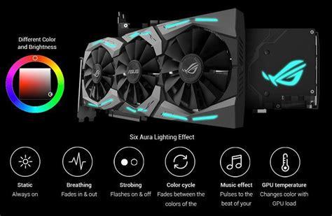 Vga Asus Gtx 1070 8gb D5 Strix Gaming Asus Geforce Gtx 1070 8gb Rog Strix Graphic