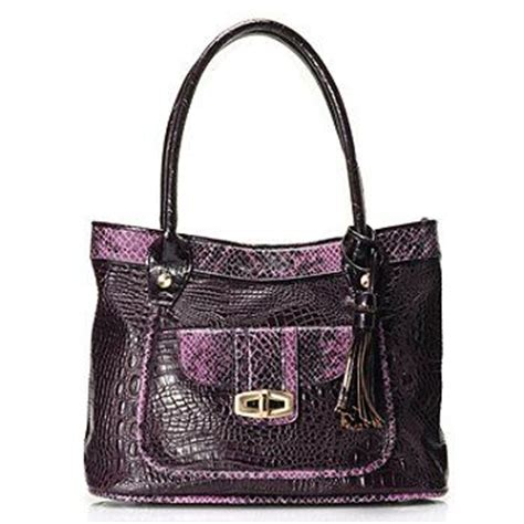 Handbags Lv Emboss madi croco snake embossed leather quot quot tote