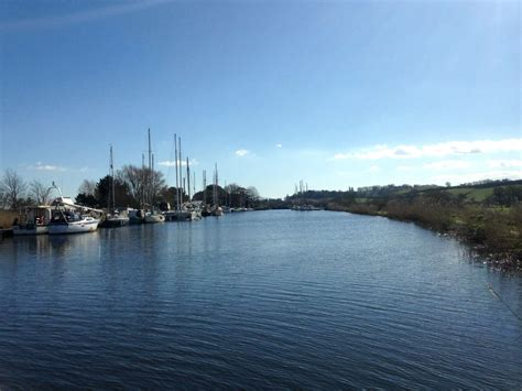 boat hire exeter the exe estuary trail a walking pub crawl of exeter s