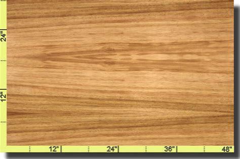 hardwood wood veneer types of top veneer layers for engineered hardwood