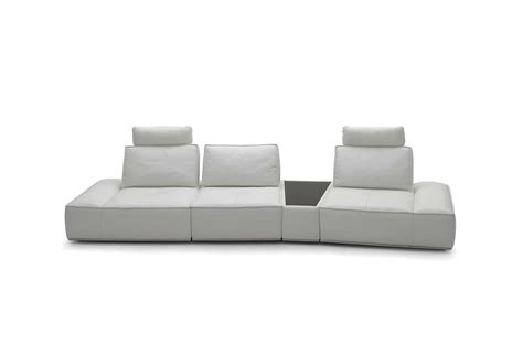 Modular Leather Sectional Sofa Modular Grey Sectional Sofa Nj323 Leather Sectionals
