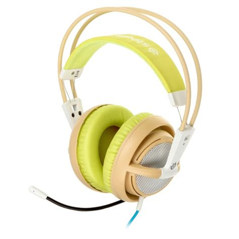Steelseries Siberia 200 Gaia Green Gaming Headset steelseries siberia 200 gaming headset gaia green gapl 694 from wcuk