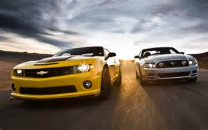 Chevrolet Camaro Vs Chevrolet Camaro Ss 1le Vs Ford Mustang Gt Track Pack