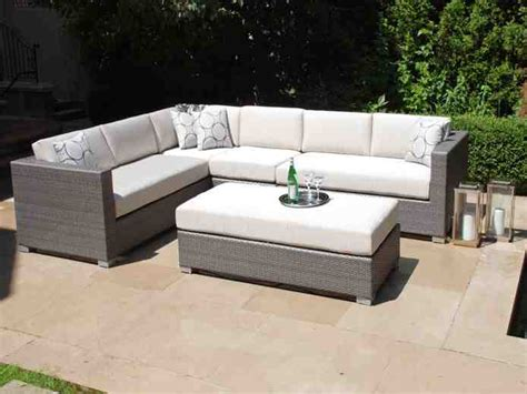 Grey Wicker Outdoor Furniture Decor Ideasdecor Ideas Grey Wicker Patio Furniture
