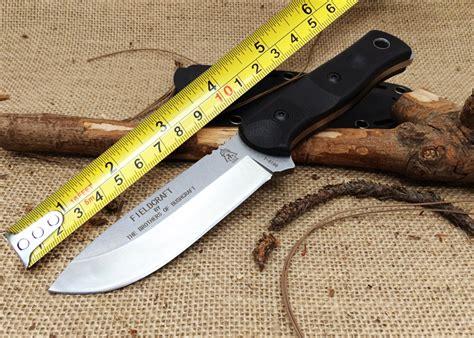 tops brothers of bushcraft knife tops fieldcraft brothers of bushcraft tactical fixed knife