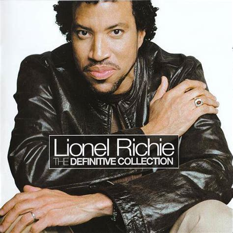 lionel richie home collection lionel richie the definitive collection 2cd 2003