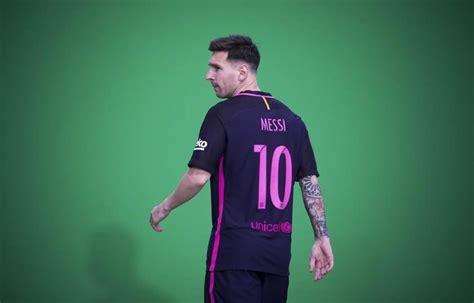 Jaket Barcelona Away 2016 2017 fc barcelona new away kit 2016 2017 of match highlight hd football