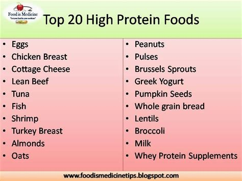 i protein foods top 20 high protein foods protein content food is medicine