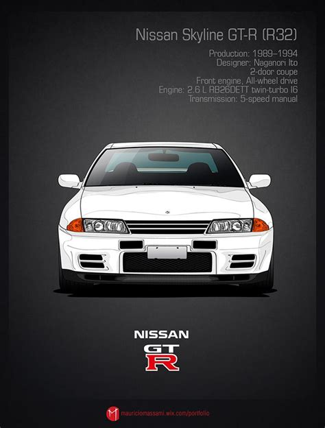 pics for gt godzilla evolution the nissan skyline r32 the car that earned the name