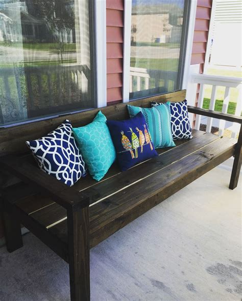 benches for front porch front porch bench black benches christmas decorations colors pertaining to ideas 6