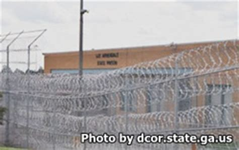 Habersham County Inmate Records Arrendale State Prison Visiting Hours Inmate Phones Mail
