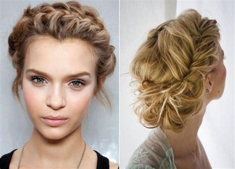 peinados de fiesta para pelo no tan largo como hacer un peinado recogido