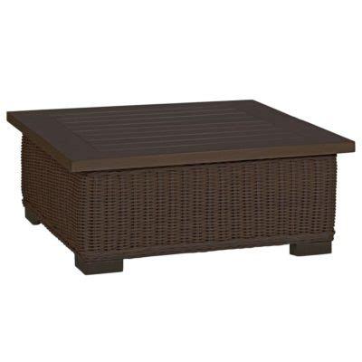 rustic outdoor coffee table rustic wicker outdoor coffee tables