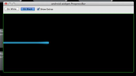 android progress bar progress bar how to set the android progressbar s height stack overflow