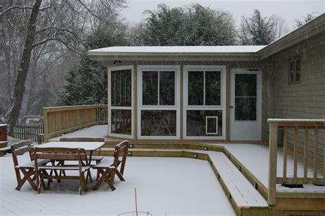 deck construction custom decks  fairfield county
