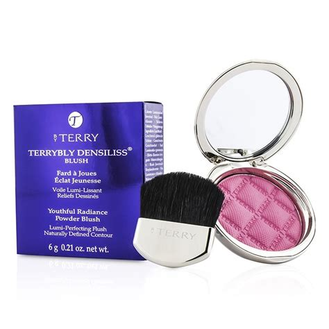 by terry bohemian flirt terrybly densiliss blush is pure glowy pinky by terry terrybly densiliss blush 6 bohemian flirt
