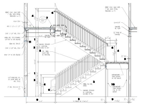 stair layout names stair dwg images h ref