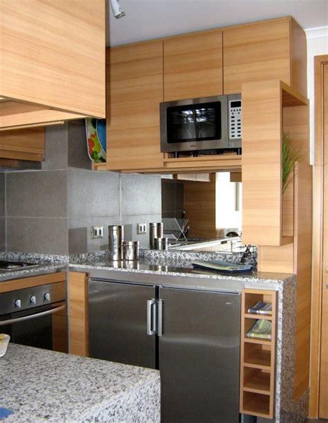 cocinas  pisos pequenos kitchenette