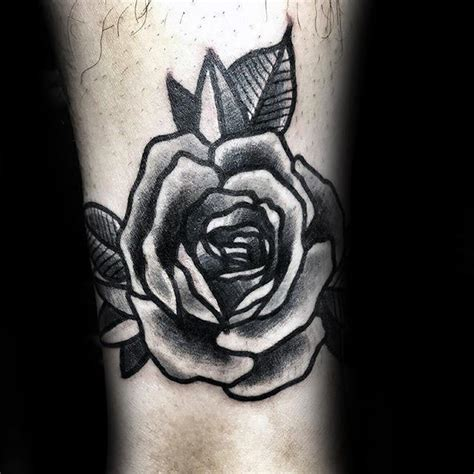 roses tattoo black and white for designs ideas and meaning tattoos