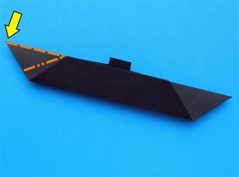 Origami Submarine - joost langeveld origami page