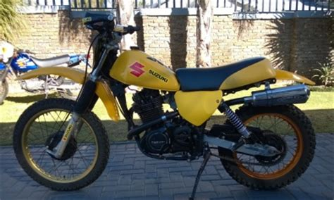 Suzuki Dr500 Suzuki Dr500 1981 Completely Overhauled West Rand