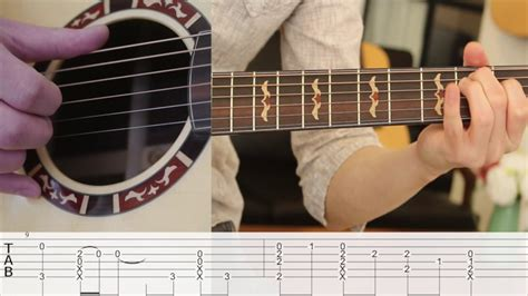 tutorial guitar officially missing you asome finger officially missing you tutorial level