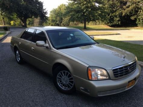 Cadillac Dhs 2005 by Find Used 2005 Cadillac Dhs Sedan 4 Door 4 6l In