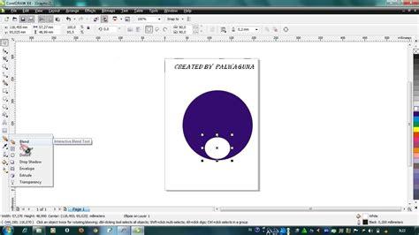membuat gambar transparan di corel x3 cara membuat window vista di corel draw bpalwaguna
