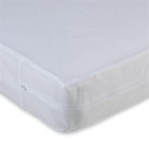 Baby Crib Mattress Cover Summer Infants Zippered Crib Mattress Protector