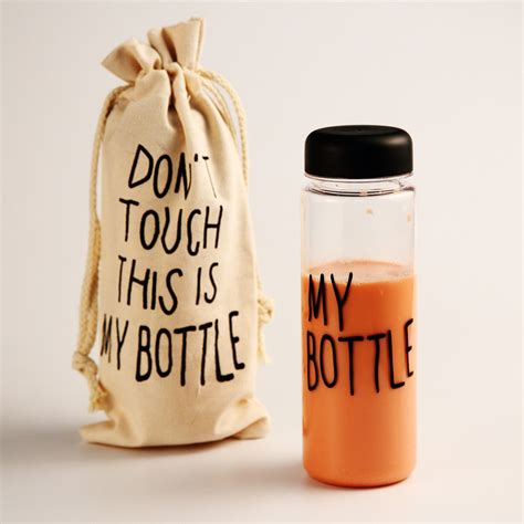 My Botlle by Wishlist Ru My Bottle