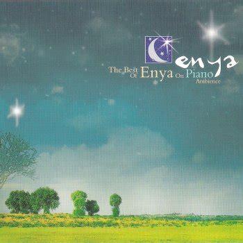 caribbean blue testo testi the best of enya on piano ambience enya testi