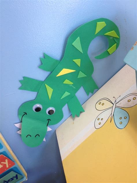 crocodile crafts for 1000 images about preschool alligator activities on