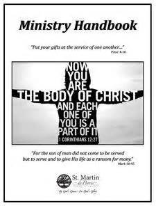 mental health and the church a ministry handbook for including children and adults with adhd anxiety mood disorders and other common mental health conditions books ministry handbook st martin de porres catholic church