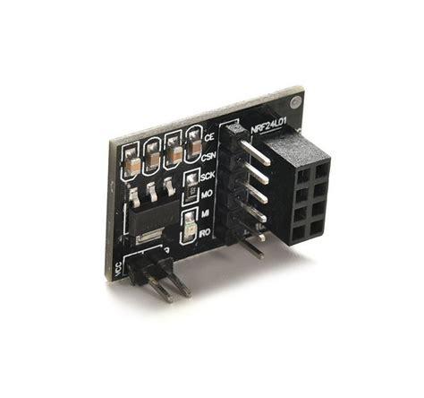 vcc adapter board  nrfl wireless module