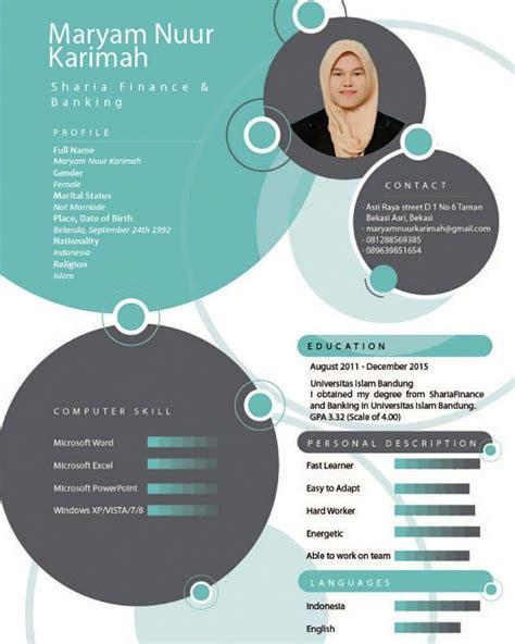 cara membuat cv agar menarik perfect cara membuat resume yang menarik collection