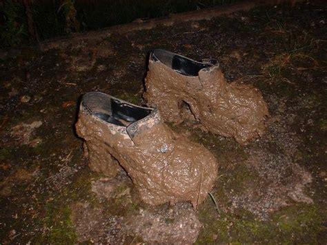 muddy shoes muddy school shoes