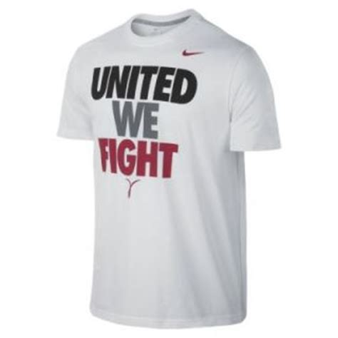 T Shirt Nike United We Fight nike yow new mens pink breast cancer awareness t