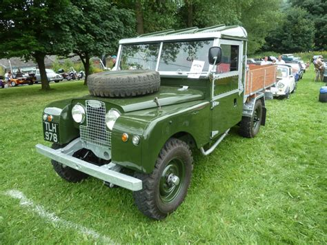 land rover series 1 for first outing for 1957 land rover series 1 tipper land