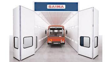 saima cabine di verniciatura cabine di verniciatura per carrozzeria saima meccanica