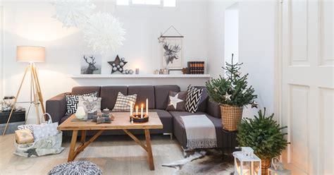 weihnachten dekorieren ideen für office dekoideen f 252 r weihnachten westwing wohnen stylish de