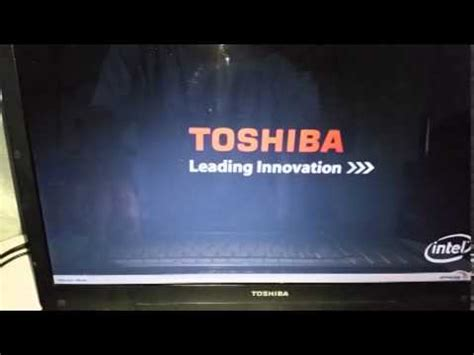 toshiba satellite p205 series not booting up from cd dvd rom problem solved