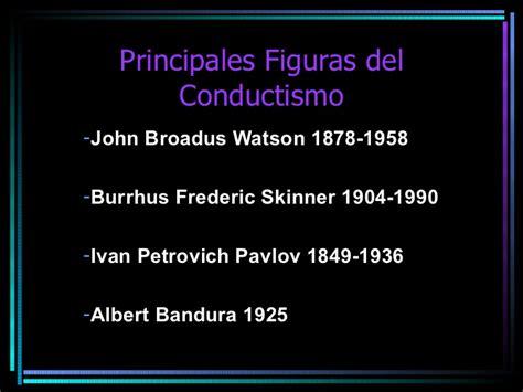 ivn petrovich pavlov y burrhus frederic skinner filosof 237 a 1 el conductismo