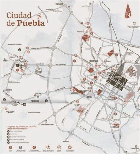 mapa de puebla mexico three hard to find maps of puebla city mexico free