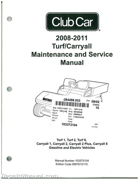 service manual car owners manuals for sale 2011 lincoln navigator l head up display 2008 2011 club car turf carryall turf 1 turf 2 turf 6 carryall 1 carryall 2 carryall 2