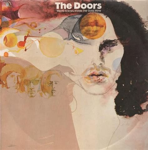 The Doors Inside The Gold Mine doors inside the gold mine records lps vinyl and cds musicstack